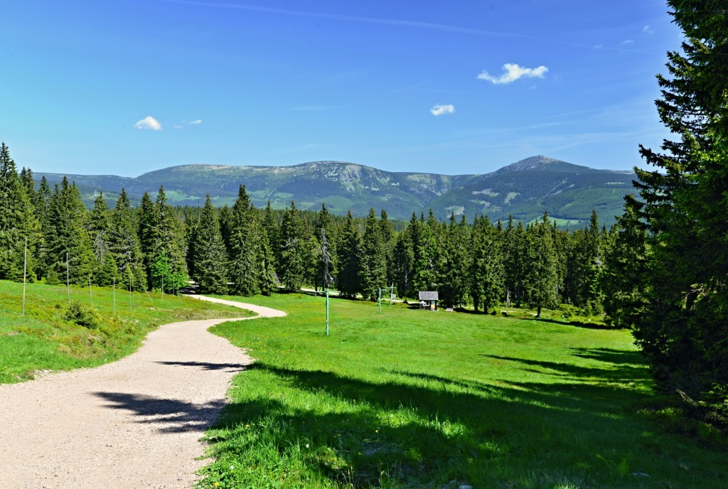 Recommended activities - Krkonoše